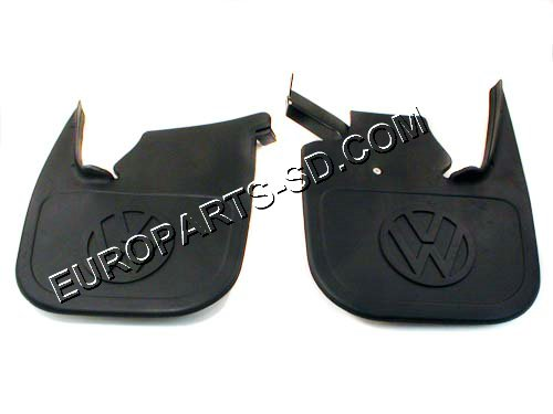 Splash Guard Set-Rear 1997-2003