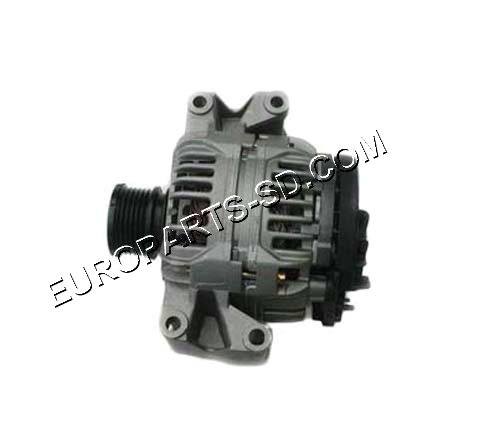 Alternator-120 Amp New 2002-2006 _ Flate Rate