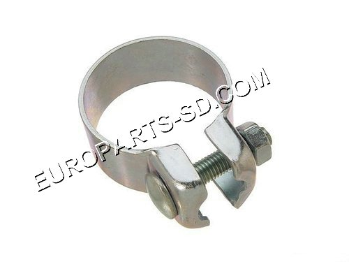 Muffler Clamp-59.5 mm  1997-2003