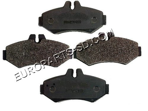 Brake Pad Set-Rear 2500 Bosch 2002 ***CLEARANCE, NO RETURNS***