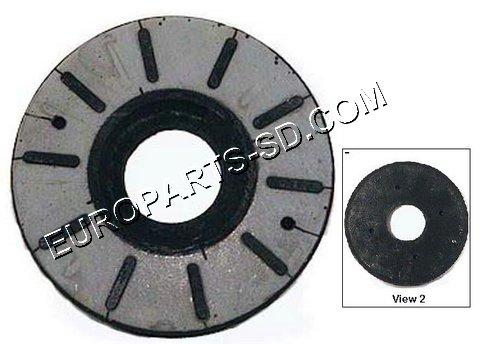 Coil Spring Pad-Upper Rear 12 mm Thickness
