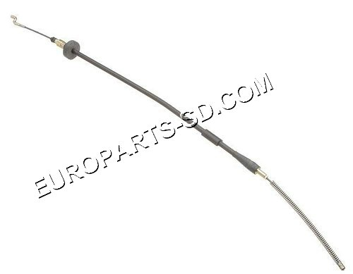 Parking Brake Cable-Rear 1992-1996