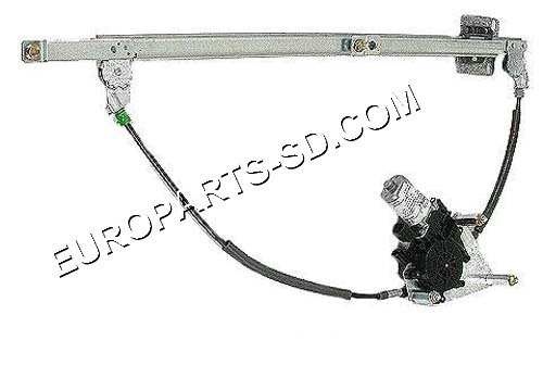 Window Regulator-Left Complete 1992-1996 ***NO LONGER AVAILABLE***