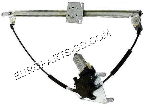Window Regulator-Right Complete 1992-1996 ***NO LONGER AVAILABLE***