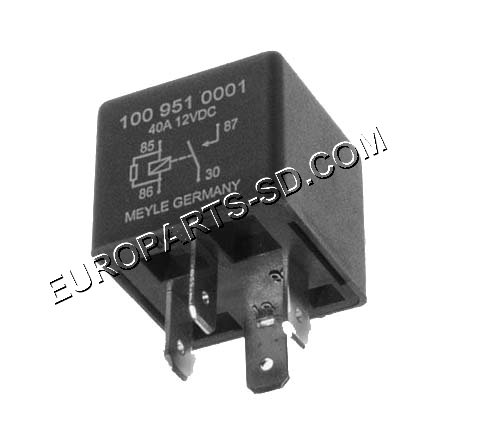 Multi Function Relay 4-pin (53) 1992-2003