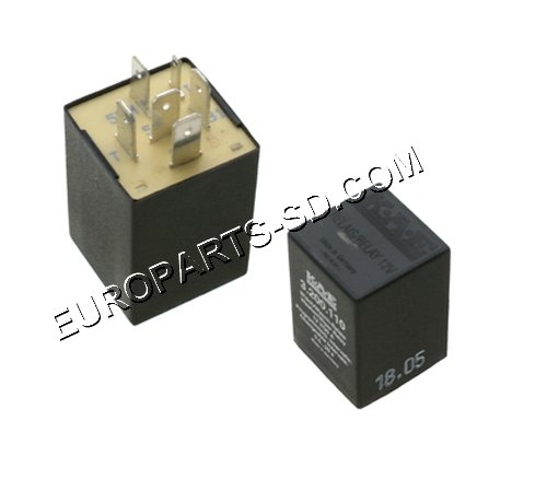 Wiper Relay-Non Programmable 1992-2003