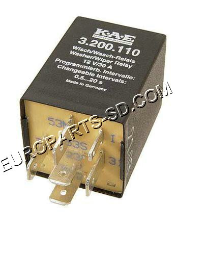 Wiper Relay-Programmable 1992-2003