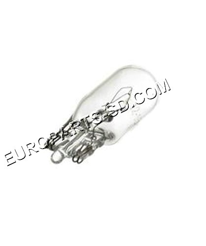 Multi-Purpose Bulb-Clear Base-5W 2002-2014