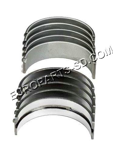 Main Bearing Set  Standard 58.00 mm 2002-2006