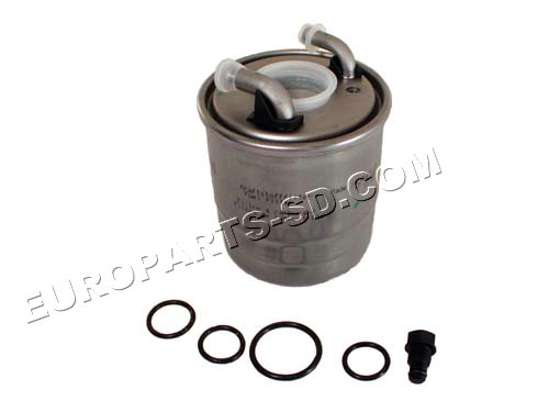 Fuel Filter-Long Version  (OEM) 2010-Mid 2012 & 2014 4 Cyl Diesel