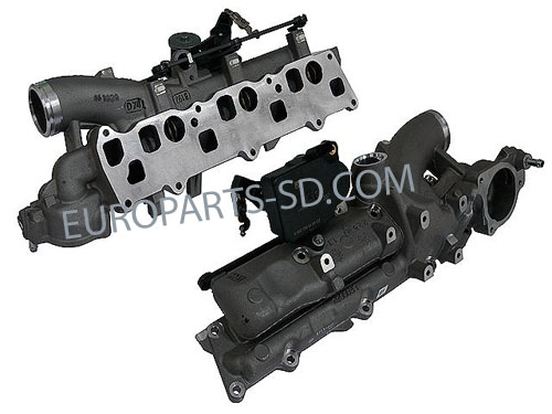 Intake Manifold-RIGHT 2007-2009