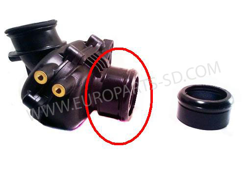 Turbo Resonator Seal 2007-2014
