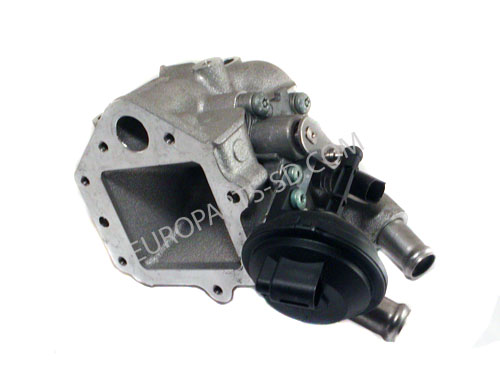 EGR Change Over Valve-Cooler End Housing 2007-2014