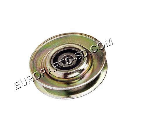 Belt Tensioner Pulley-Aux. A/C Compressor 2002-2006