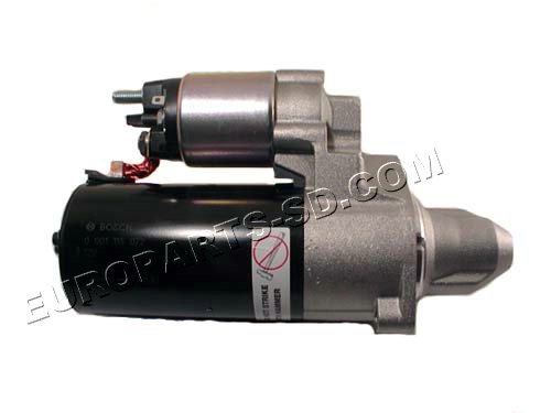 Starter-New 3.0 L Diesel Engine 2007-2014_Flat Rate
