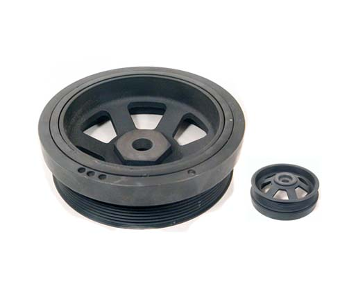 Crankshaft Pulley/Vibration Damper 1997-2000