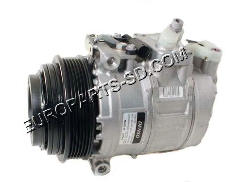 A/C Compressor-Front or Main New 2002-2006