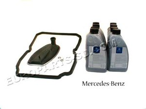 2002-2019 Sprinter Automatic Transmission Service Kit -MB Fluid