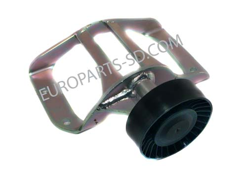 Idler Pulley & Bracket  Assembly-3.0 L Diesel 2007-2014