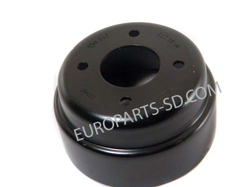 Water Pump Pulley OM647 Diesel 2004-2006