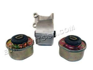 1993-1996 Engine & Transmission Mount Kit-M/T