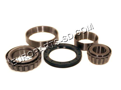 Front Wheel Bearing Kit 2002-2006