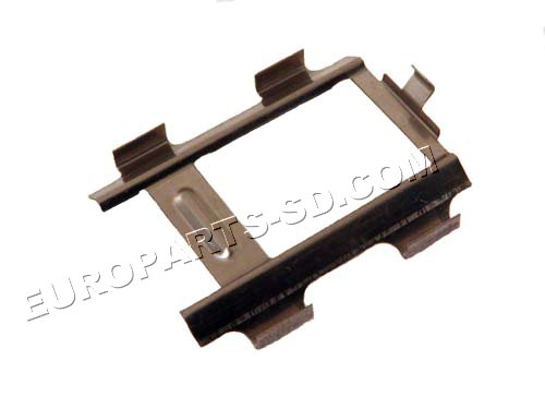 Caliper Anti-Rattle Spring-Bosch Front or Rear 2002-2006