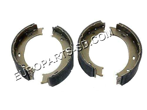 Parking Brake Shoe Set-2500 2007-2014