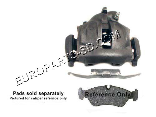Brake Caliper(d)-Rear Left Ate/Teves 2002-2006