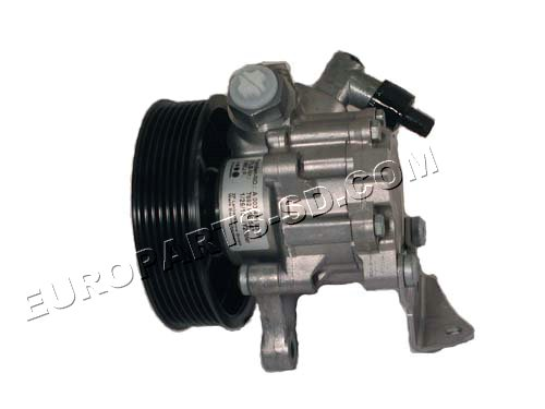 Power Steering Pump- 3.0 V6 Diesel Engine 2007-2014