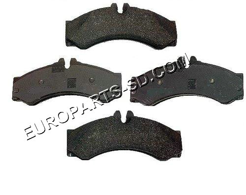 Brake Pad Set-Front Bosch or Rear Wabco/Perrot 2002-2006