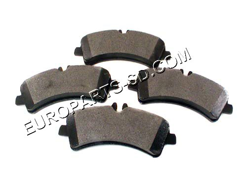 Brake Pad Set-Rear 3500 2007-2014
