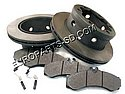 2002-2006 Sprinter 3500 Rear Brake Kit