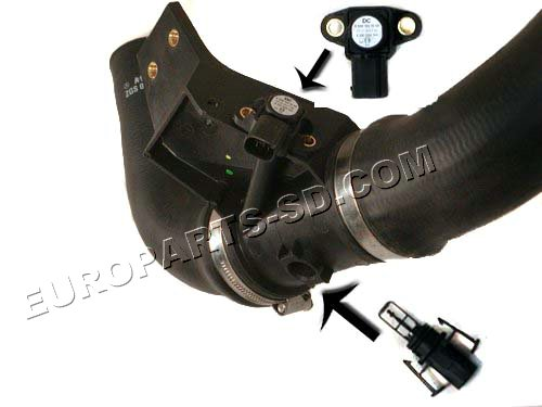 Intake Air Temperature Sensor 2002-2014