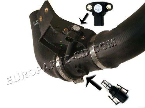 Air Intake Sensor >> Intake Air Temperature Sensor 2002 2012