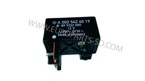 Switches, Relays & Sensors