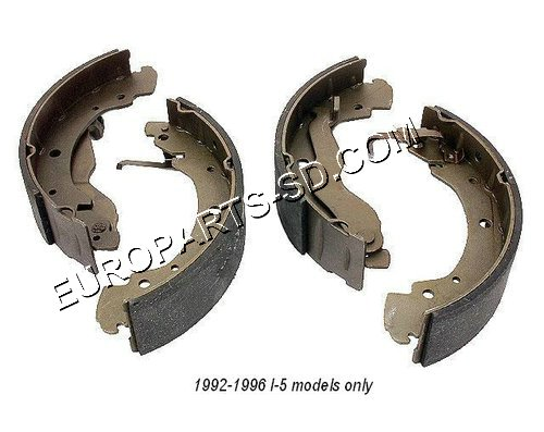 Rear Brake Shoe Set 1992-1996