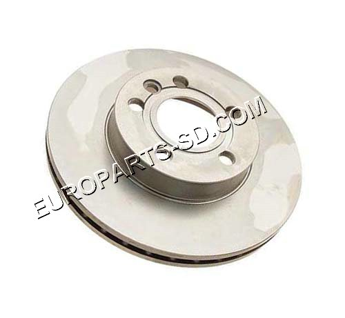 Brake Rotor-Front Standard 1997-2000_Flat Rate