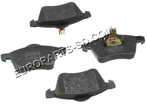 Brake Pad Set-Ate Front 1997-1999