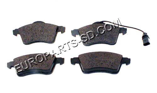 Brake Pad Set-ATE Front 2000 model year only