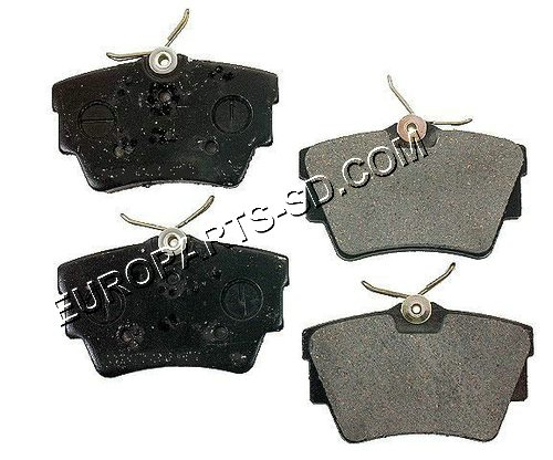 Brake Pad Set-Rear 1997-1999