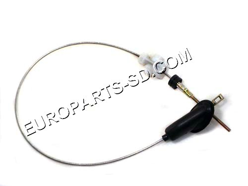 Parking Brake Cable-Front 1992-Mid 1998