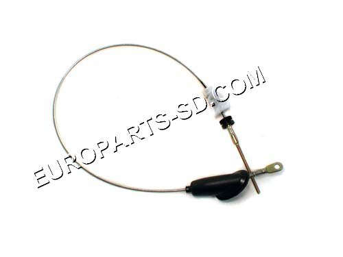 Parking Brake Cable-Front Mid 1998-2003