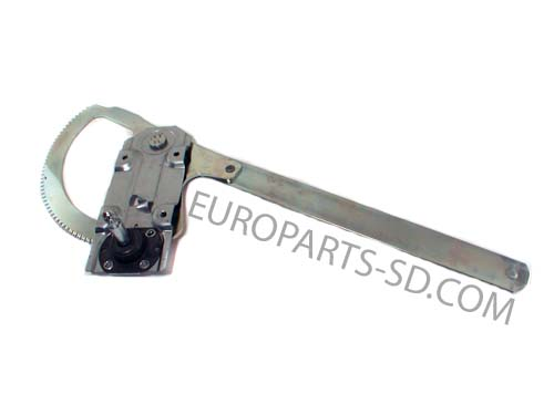 Window Regulator-Manual Left 2002-2006