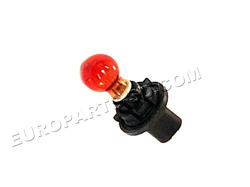 Bulb w/Socket-Side Mirror Signal Light-Amber 2007-2014