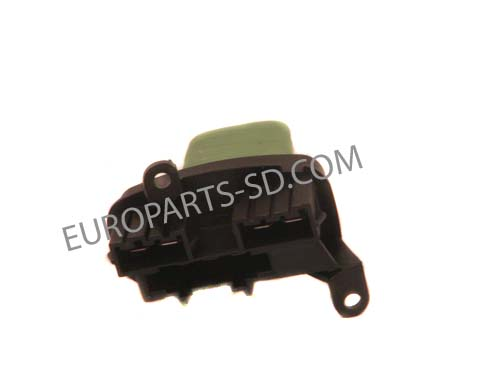 Heater/AC Blower Resistor-Type B 2002-2006 Sprinter (3 plug version)