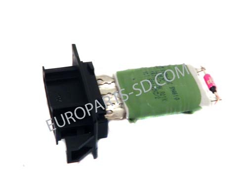 Heater/AC Blower Resistor-Type A-Original 2002-2006 Sprinter (Single plug version)