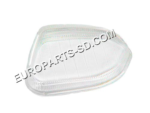 Fog Light Lens-Left 2007-2014