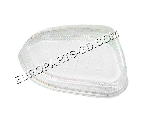Fog Light Lens-Right 2007-2014