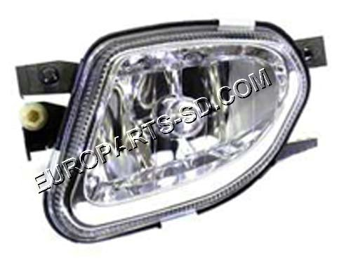 Fog Light Assembly-Left 2007-2014